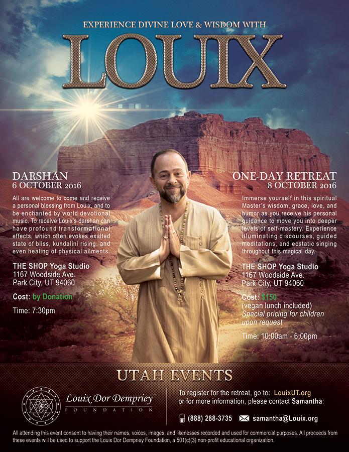 Louix Dor Dempriey Utah Retreat